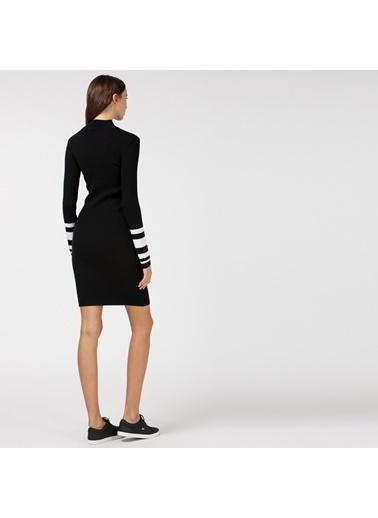 Lacoste Elbise Siyah